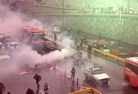 سازمان ملل: نیروهای امنیتی شلیک نکنند؛ رهبر ایران: اعتراضات امنیتی است