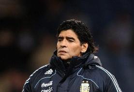 اسطوره آرژانتینی از چه زمانی مربیگریاش را آغاز کرد؟!