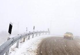 برف سنگین دماوند به حالت آمادهباش درآورد