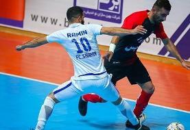 هفته هجدهم لیگ برتر فوتسال لغو شد