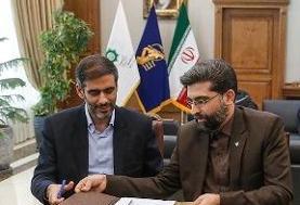 قرارداد ساخت ۱۵۰ دستگاه کامیون بین ایران خودرو دیزل و قرارگاه خاتم به امضا رسید