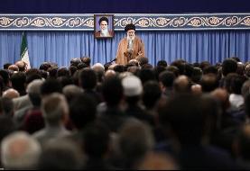 فیلم | آیت الله خامنهای با اشاره به حوادث پس از گرانی بنزین در کشور: همه بدانند،اتفاقات اخیر ...