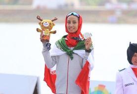 هدیه کاظمی به اردوی تیم ملی قایقرانی برمیگردد