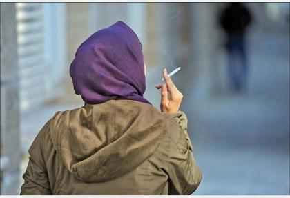 رقابت زنها و مردهای ایرانی در مصرف قلیان