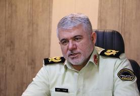 تعدادی از تخریبکنندگان اموال عمومی در شرق استان تهران دستگیر شدند