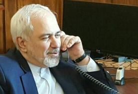 گفتوگوی تلفنی وزرای خارجه ایران و ژاپن