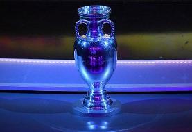 سیدبندی رقابتهای یورو ۲۰۲۰ مشخص شد | فرانسه و هلند در سید ۲