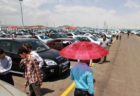 قیمت روز خودرو؛ پراید از ۵۵ میلیون هم عبور کرد!