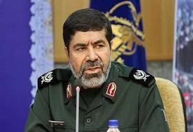 سخنگوی سپاه: سرشاخههای کلیدی اغتشاشات اخیر در ۴ استان دستگیر شدند