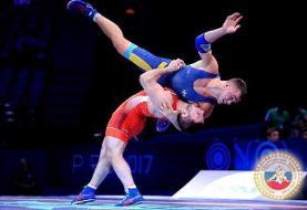 روسیه با قهرمانان جهان و المپیک در جام جهانی تهران