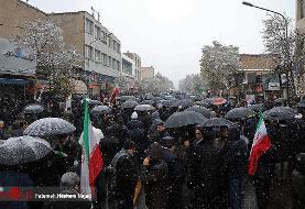 راهپیمایی خودجوش مردم اردبیل در محکومیت اغتشاشگران امروز برگزار می شود