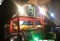 رژه ایستگاه&#۸۲۰۴;های شکم در خیابان پایتخت
