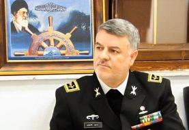 انتقال هسته اولیه ستاد نیروی دریایی ارتش به بندرعباس/امیر خانزادی: از امروز توجه بیشتری به ...