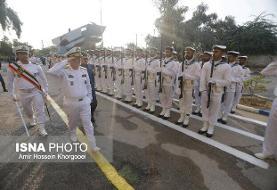 امیر خانزادی: سرعت عملیات ستادی نیروی دریایی افزایش می یابد