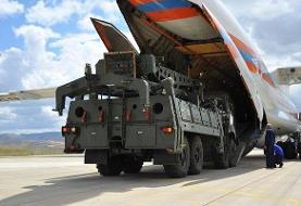 ترکیه امضای توافق جدید برای خرید موشکهای اس ۴۰۰ را رد کرد