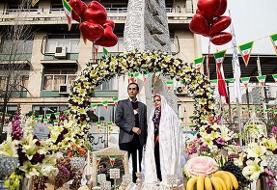 آمار ازدواج در ایران طی یک دهه ۴۰ درصد کاهش یافته است