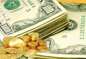 نوسان مقطعی بازار سکه و طلا