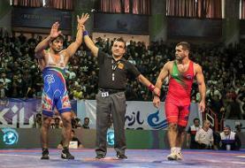 حسناُف: یزدانی میتواند قهرمان المپیک توکیو شود