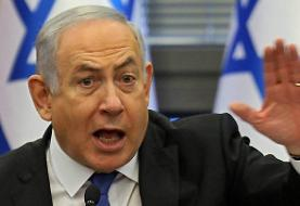 Benjamin Netanyahu: Israel PM defiant in face of 'coup'