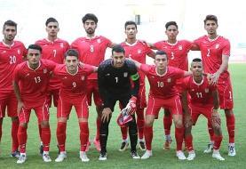 شکست امیدهای فوتبال ایران برابر قطر