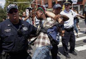 خشونت افسارگسیخته پلیس آمریکا که جان سیاهپوستان را میگیرد
