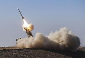 انجام عملیات اسکرامبل برای اولین بار، توسط پهپادهای رزمی ارتش/ انهدام اهداف ارتفاع بلند توسط ...