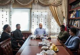 در دیدار وزیر ورزش با دبیر، بنا و محمدی چه گذشت؟