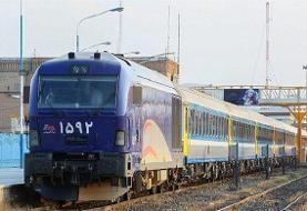 قطار اهواز به خرمشهر از ریل خارج شد