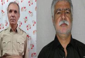 دو زندانی سیاسی کرد پس از ۲۵ سال حبس آزاد شدند