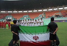 اعلام ترکیب تیم فوتبال امید برای دیدار دوستانه مقابل قطر