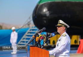 انتقال هسته اولیه ستاد نیروی دریایی ارتش به بندرعباس