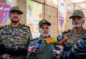 فرمانده قرارگاه خاتمالانبیا: آمریکا نسبت به حفظ جان سربازانش مسئولانه ...
