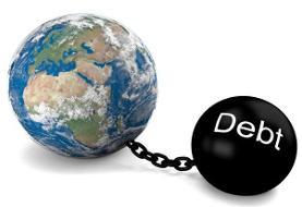 بدهی اقتصادیهای درحال ظهور به ۲۲۰درصدGDPشان رسید