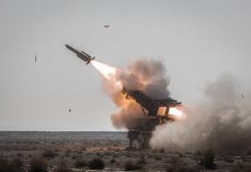 منهدم کردن موشکهای کروز متخاصم توسط پدافند هوایی ارتش