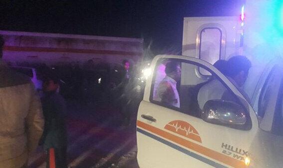 واکنش اورژانس تهران به خبر انتقال دستگیرشدگان با آمبولانس