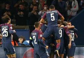 پیروزی PSG برابر لیل در لیگ فرانسه