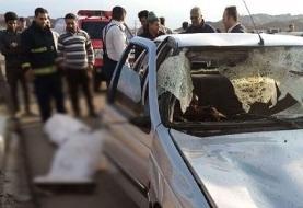 جزییات تصادف مرگبار سمند با پژو | ۱۱ کشته و مجروح
