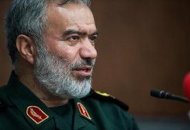 سردار فدوی: دعوای میان جبهه حق و باطل تمام شدنی نیست