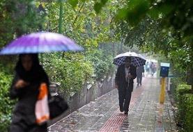 بارشها تهران را دچار وقفه نمیکند/آمادگی صددرصدی شهرداری