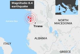 At least 8 dead, 300 injured after 6.4-magnitude earthquake strikes Albania