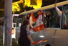 Lebanon protests: Rival political factions clash again in Beirut