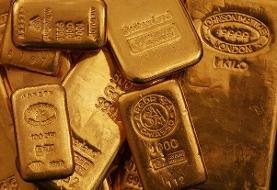 جهش قیمت طلا به بالاترین سطح ۷ ساله/ افت اندک پس از اقدام چین