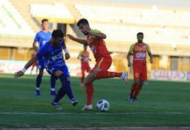 برکناری زننده گل صعود ایران به جام جهانی از تیم لیگ یکی