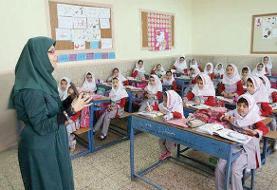تداوم تعطیلی مدارس پنج گانه تبریز درصورت ادامه آلودگی