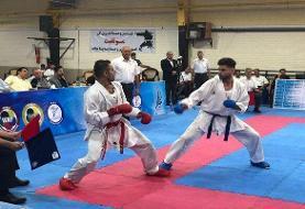 آغاز تمرینات ملیپوشان کاراته ایران در پاریس