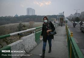 ردپای دیاکسید گوگرد در بوی نامطبوع تهران