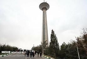 برج میلاد امشب در حمایت از بیماران مبتلا به ایدز قرمز میشود