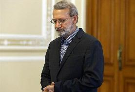 یک ادعا درباره احتمال کاندیداتوری دوباره علی لاریجانی