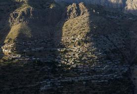 (تصاویر) رنج کولبران در مرز ایران و اقلیم کردستان