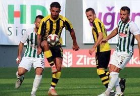 مخالفت باشگاه ترکیهای با ادامه حضور صیادمنش در اردوی تیم ملی امید